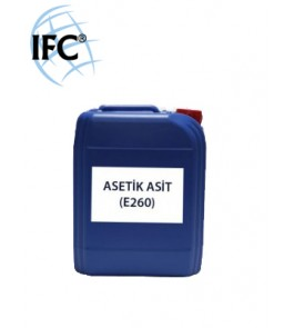 Asetik Asit  Gıda ( E260 ) - 60KG